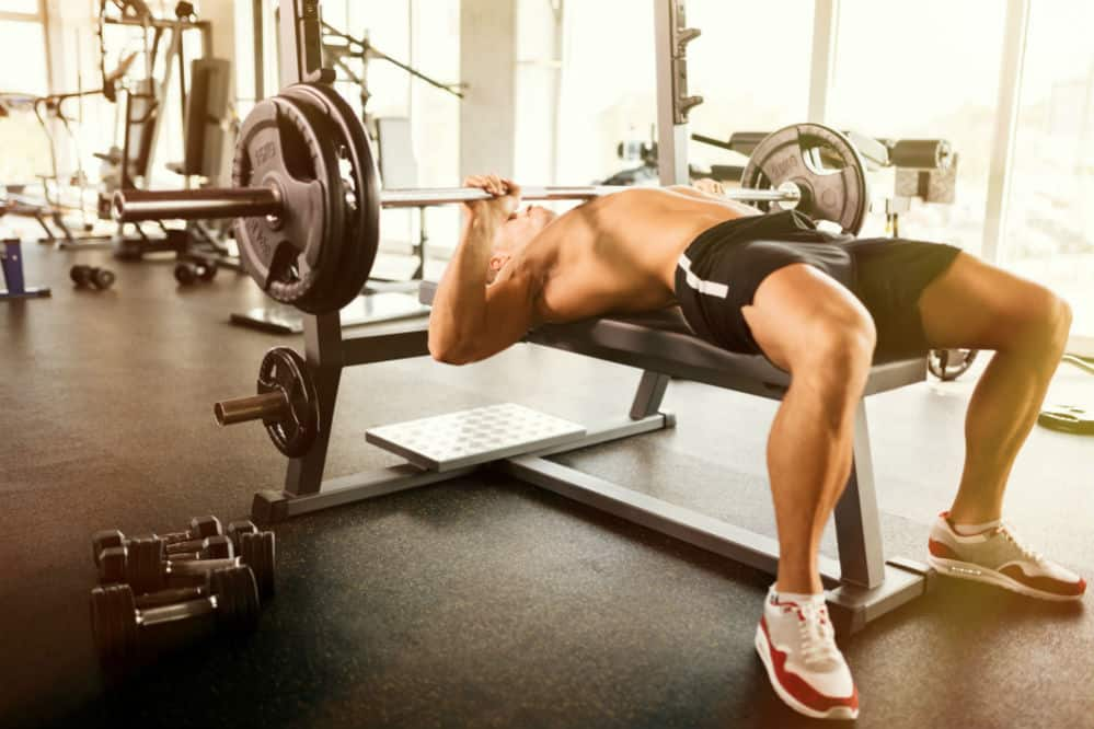 How Much can the Average Man Bench Press?