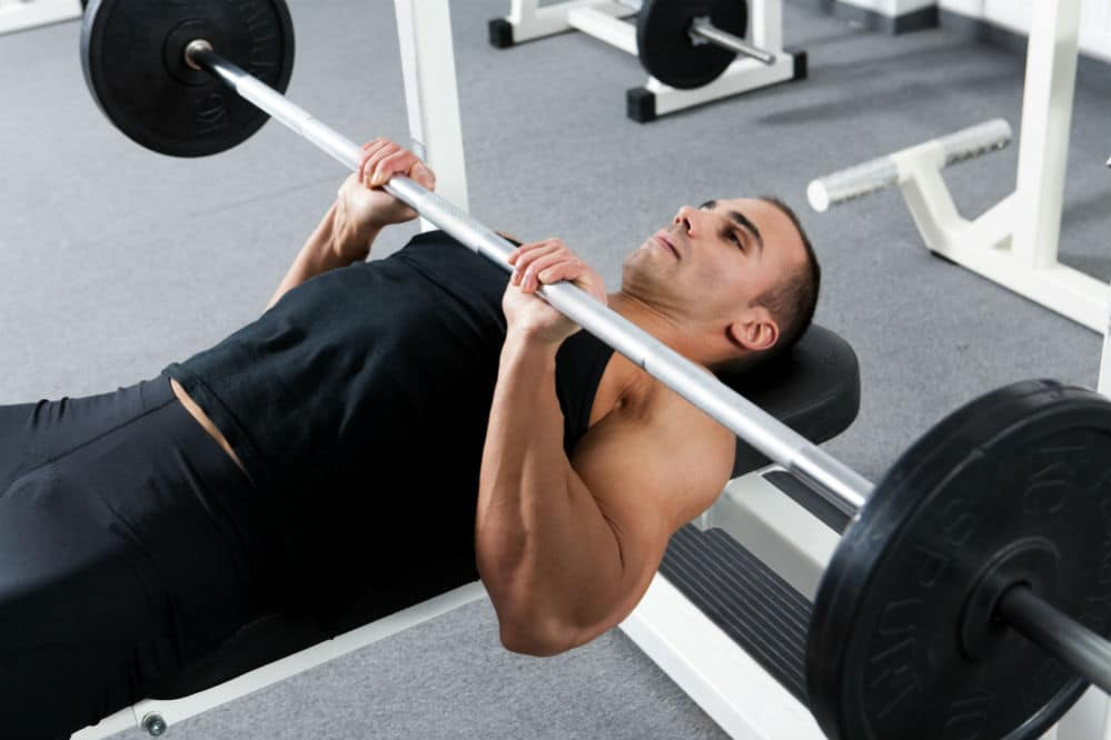 What Muscles Does A Bench Press Work?
